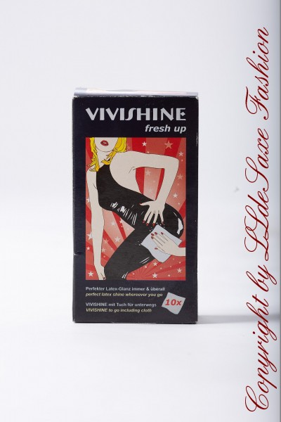 Vivishine fresh up Tücher