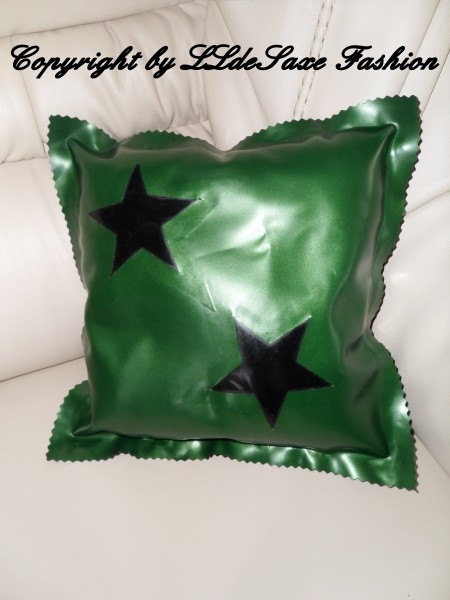 Kissen 40 x 40 cm mit 2 Sternen