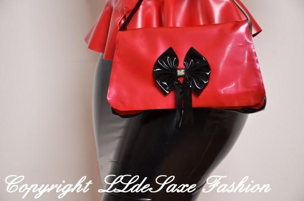 Damen Handtasche mit Schleife