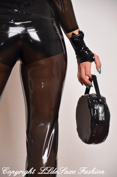 Runde Damen Handtasche
