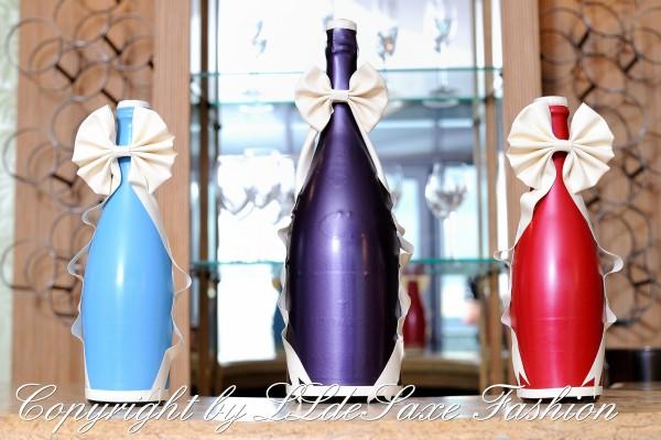 Wein- und Sektflaschenveredelung
