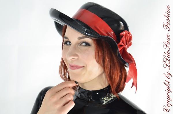 Damen Hut mit Schleifenband
