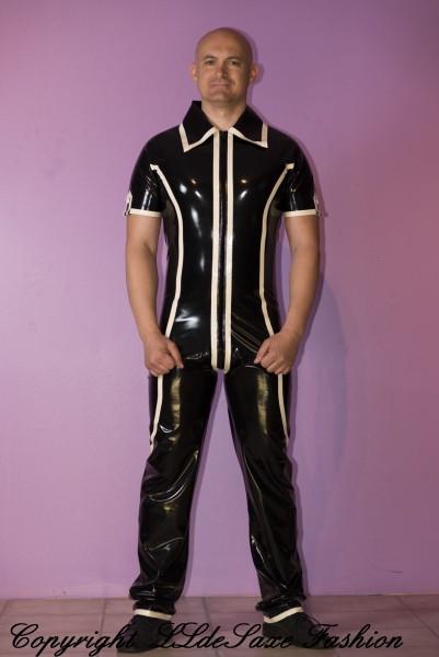 """Herrenanzug """"Uniform Style"""" mit Streifen"""